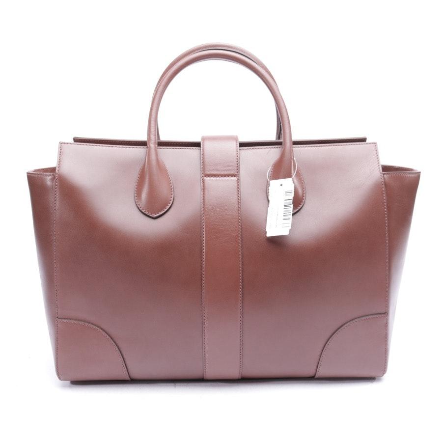 Handtasche von Gucci in Braun - Lady Buckle