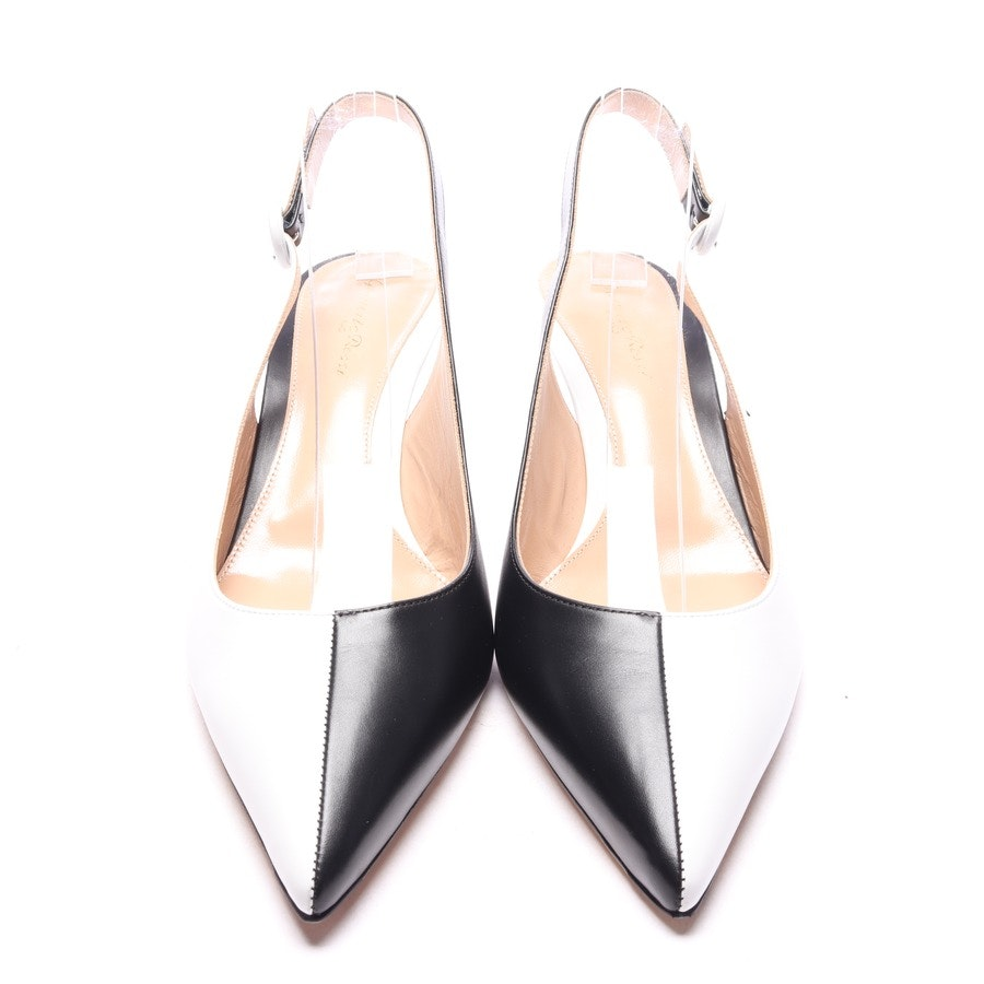 pumps from Gianvito Rossi in black and white size EUR 40 - new