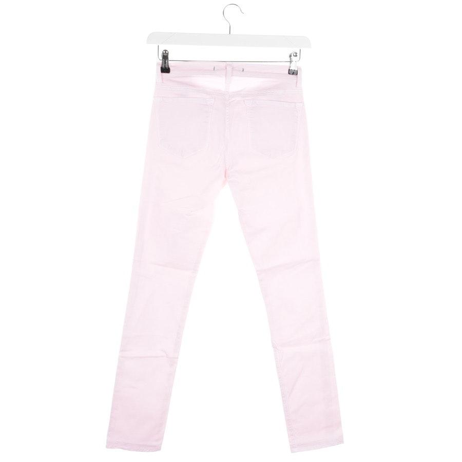 Jeans von J Brand in Rosa Gr. W28