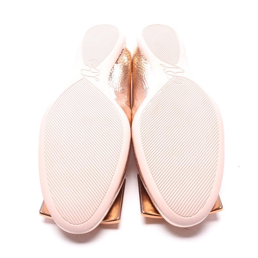 Ballerinas von Roger Vivier in Rosé Gr. EUR 37,5 - Neu