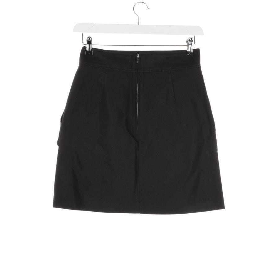 skirt from Sandro in black size 38