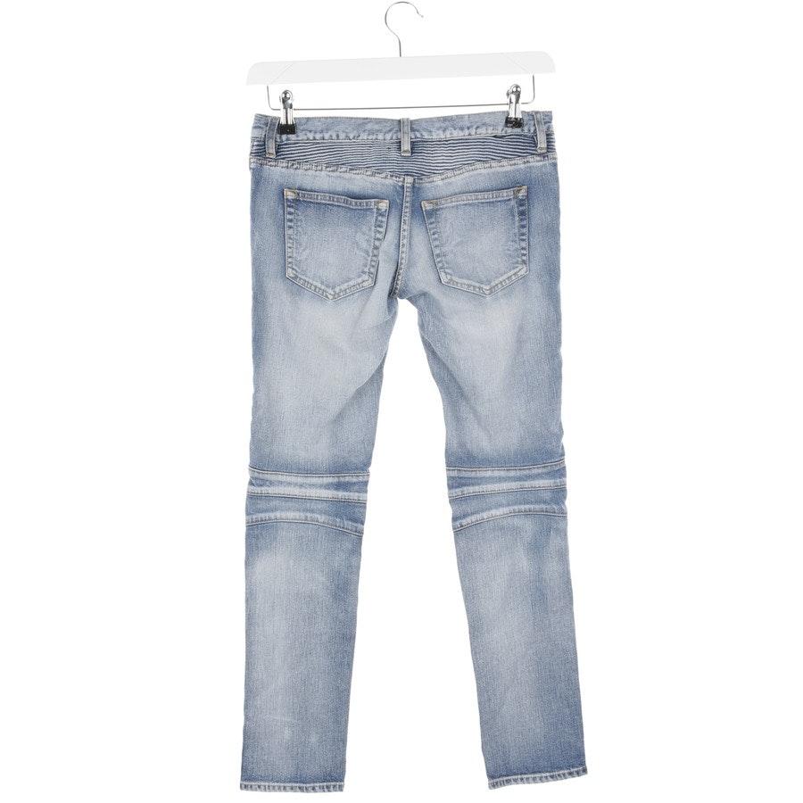 Jeans von Balmain in Blau Gr. 34 FR 36