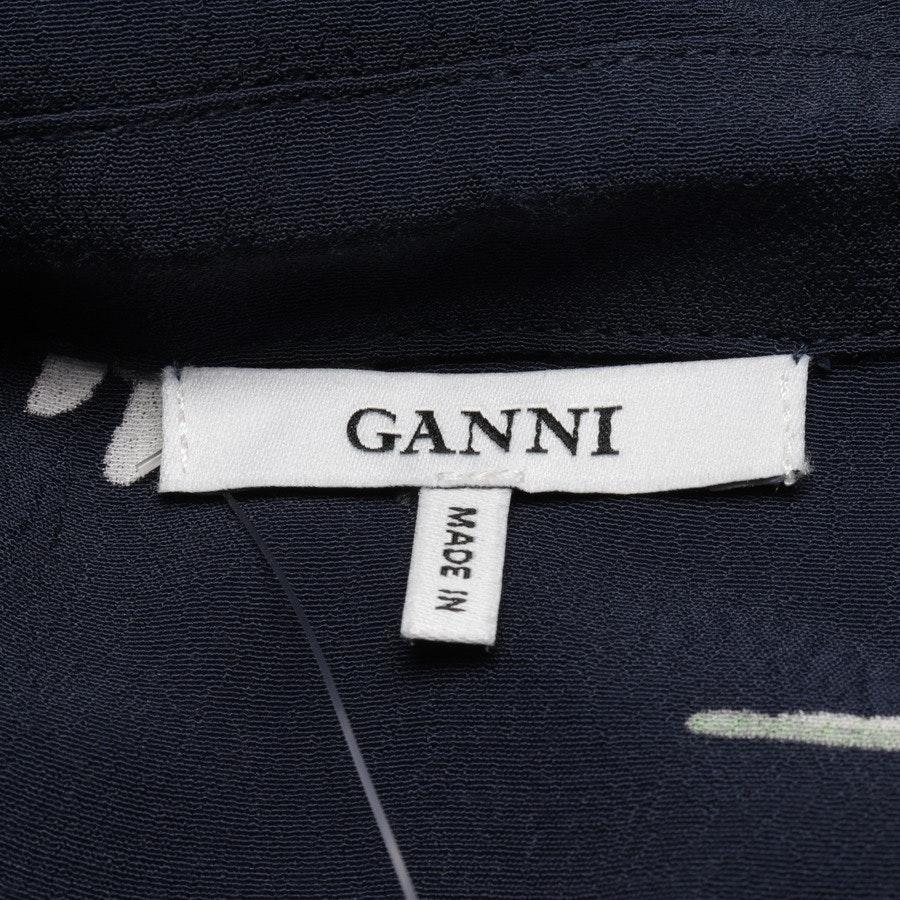 Blusenkleid von Ganni in Multicolor Gr. 34 FR 36