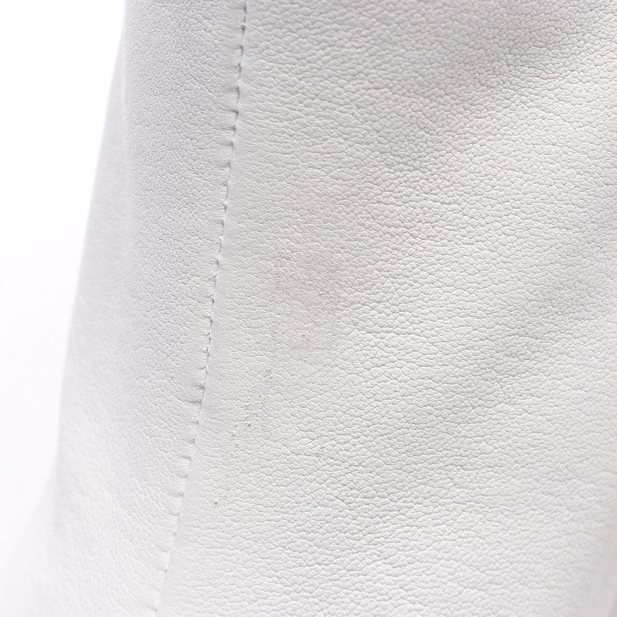 Stiefeletten von Prada in Weiß Gr. EUR 38,5 - Neu
