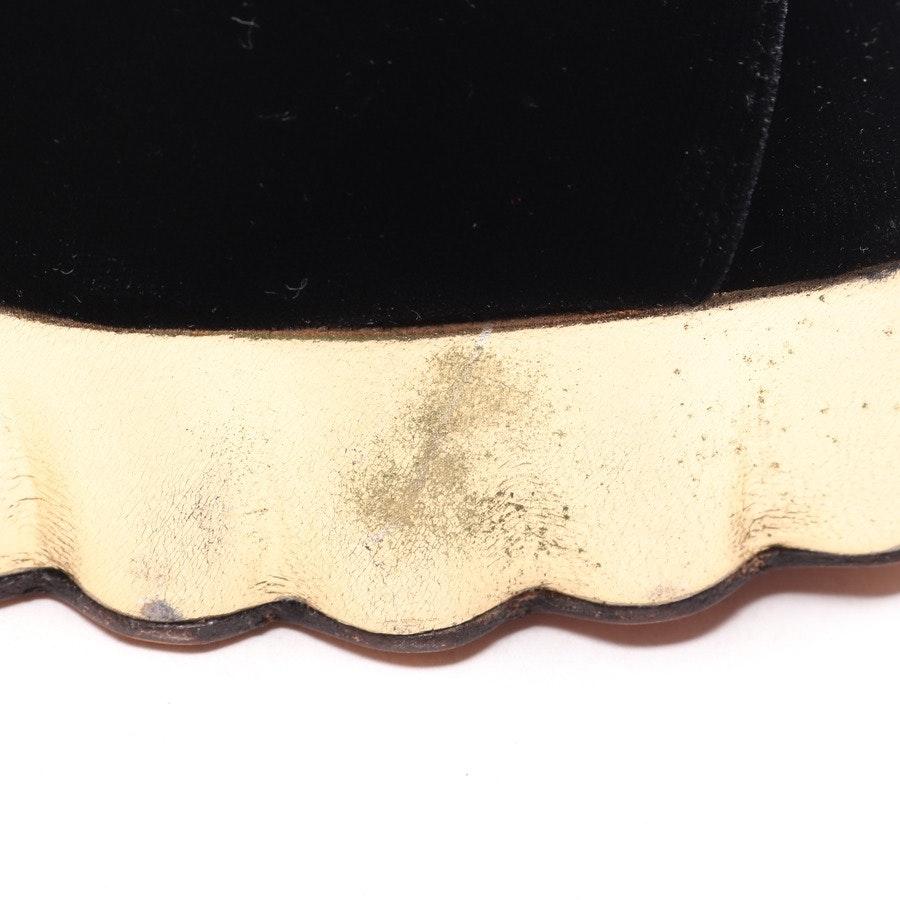 Sandaletten von Marni in Schwarz und Gold Gr. EUR 39,5 - Neu