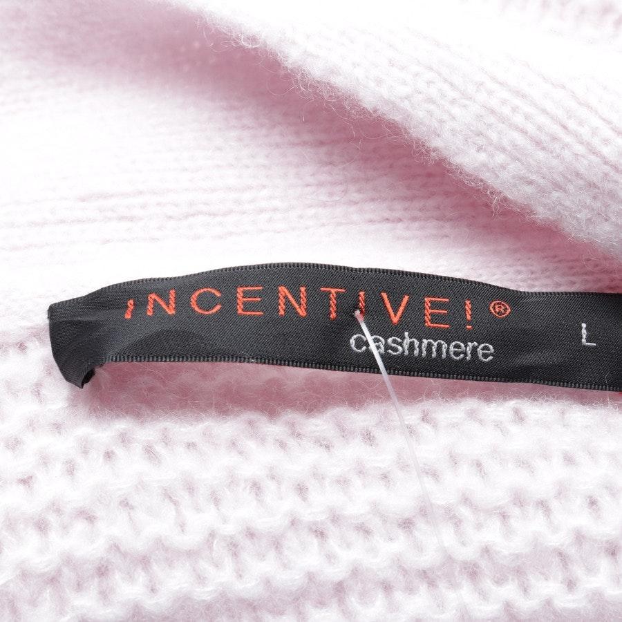 Cardigan von Incentive! Cashmere in Rosa Gr. L - Neu