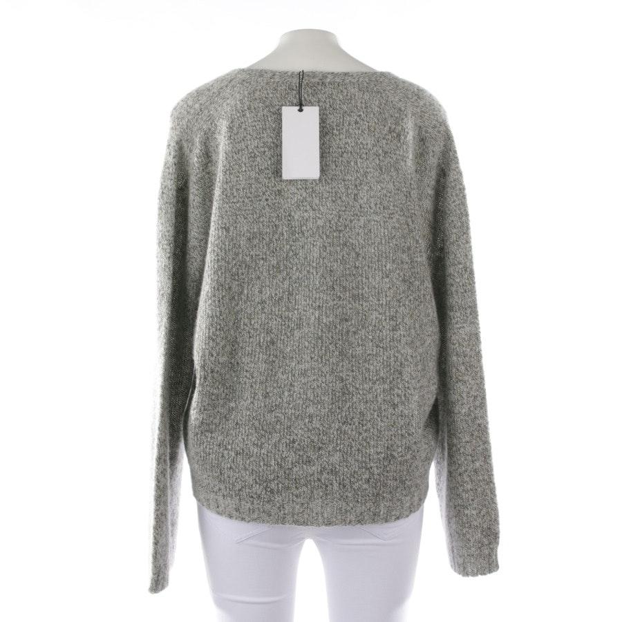 knitwear from Dorothee Schumacher in grey mottled size 42 / 5 - new