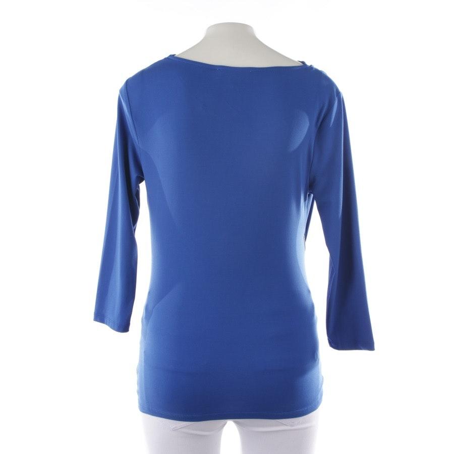 Langarmshirt von Michael Kors in Blau Gr. S