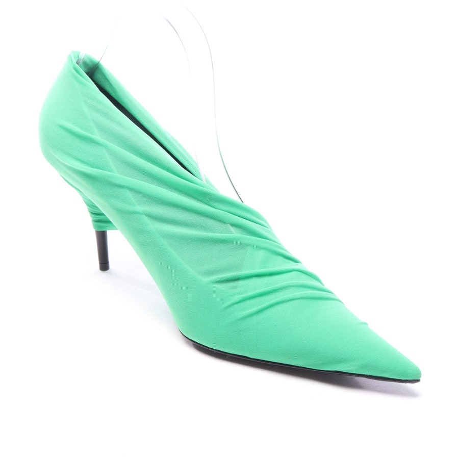 pumps from Balenciaga in green size EUR 40 - new