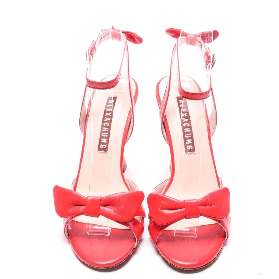 Sandaletten von Alexa Chung in Rot Gr. EUR 37 - Neu