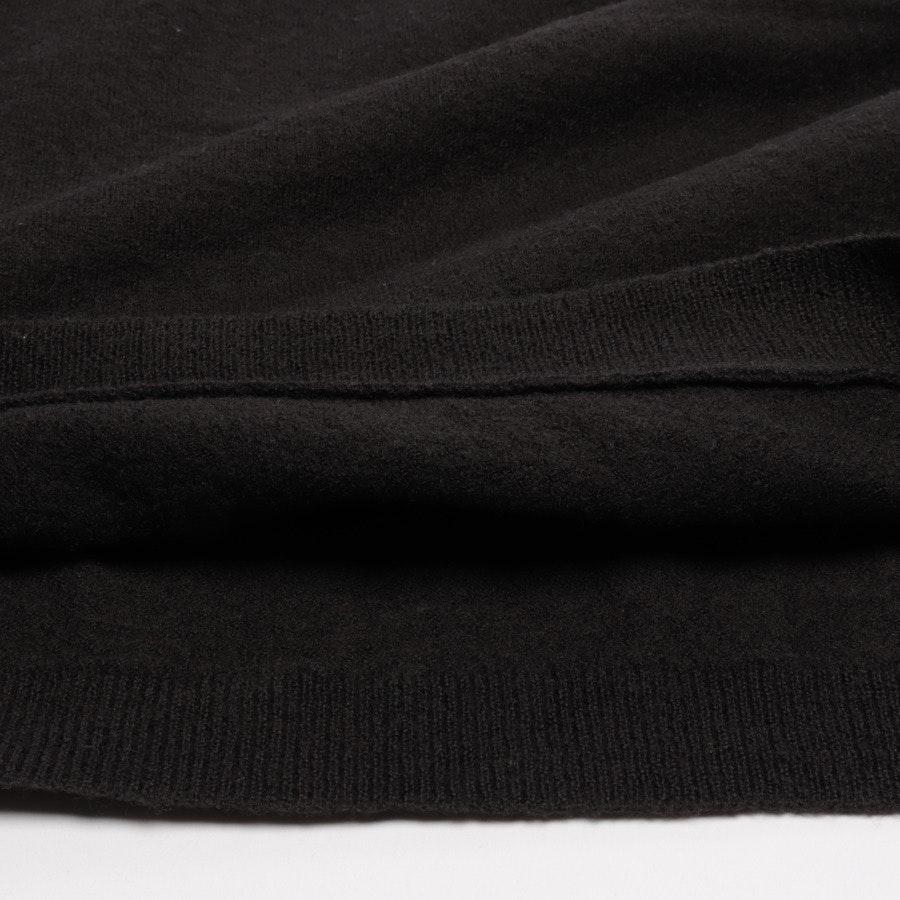 Wollkleid von Hugo Boss Black Label in Dunkelgrau Gr. S