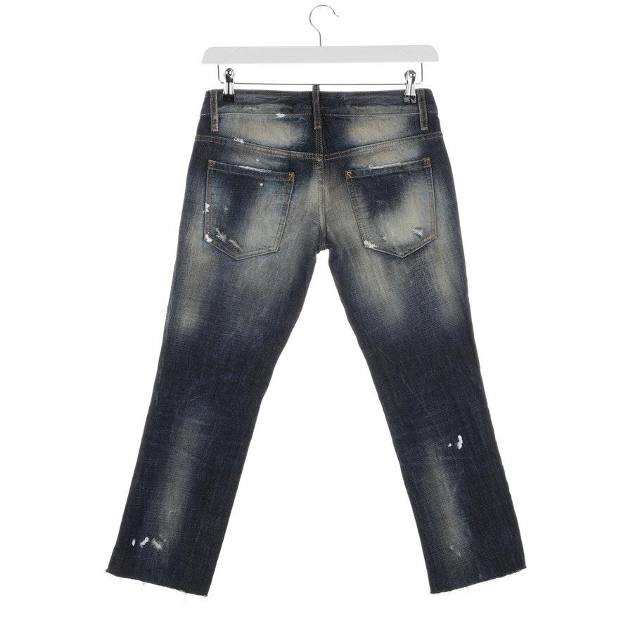 Jeans von Dsquared in Blau Gr. 34 IT 40