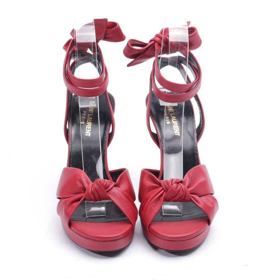 heeled sandals from Saint Laurent in red size EUR 37 - new - hall 85