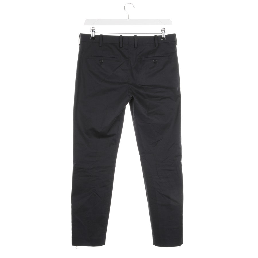 trousers from Neil Barrett in night blue size 42 IT 48