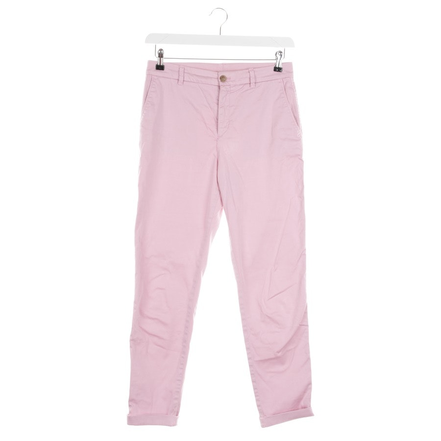 Hose von Hugo Boss Black Label in Rosa Gr. 36