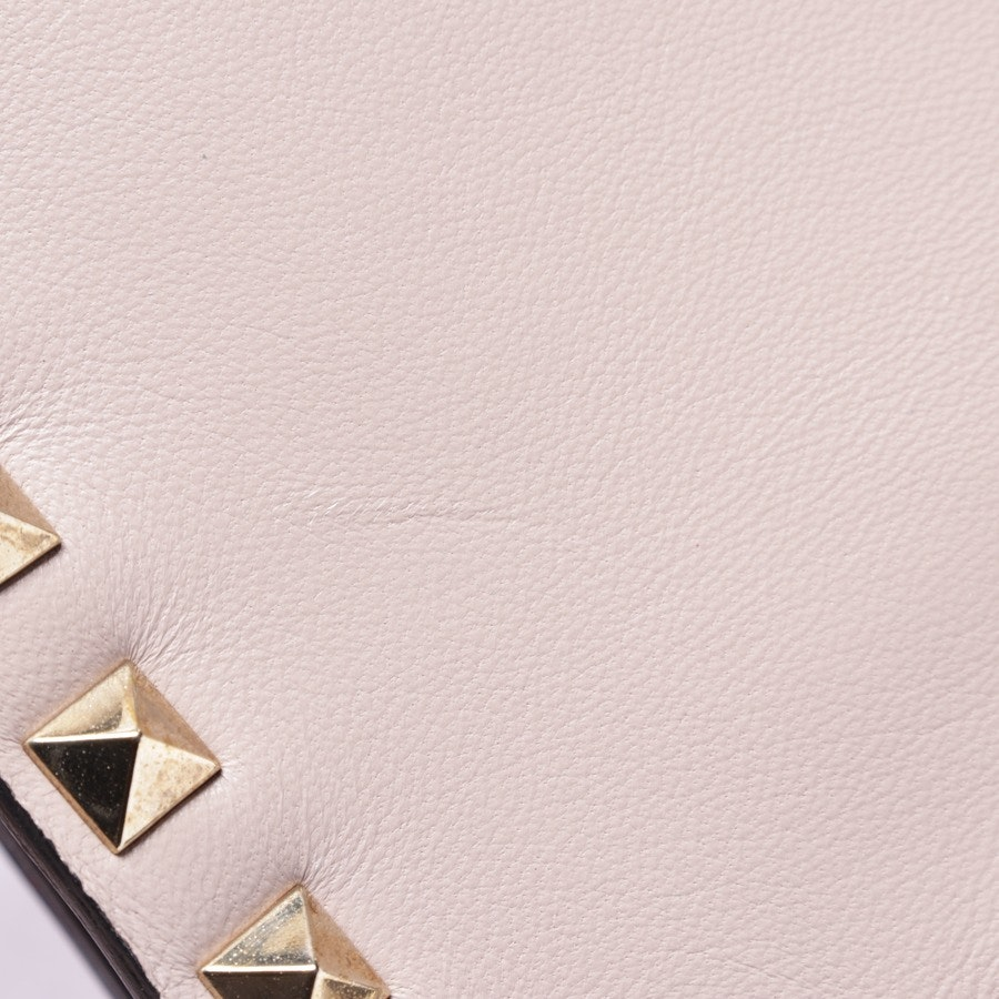 clutches from Valentino in beige grey - rockstud