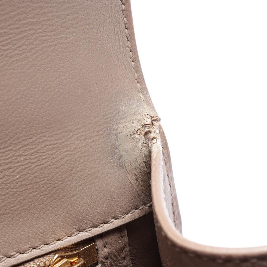 handbag from Balenciaga in beige brown