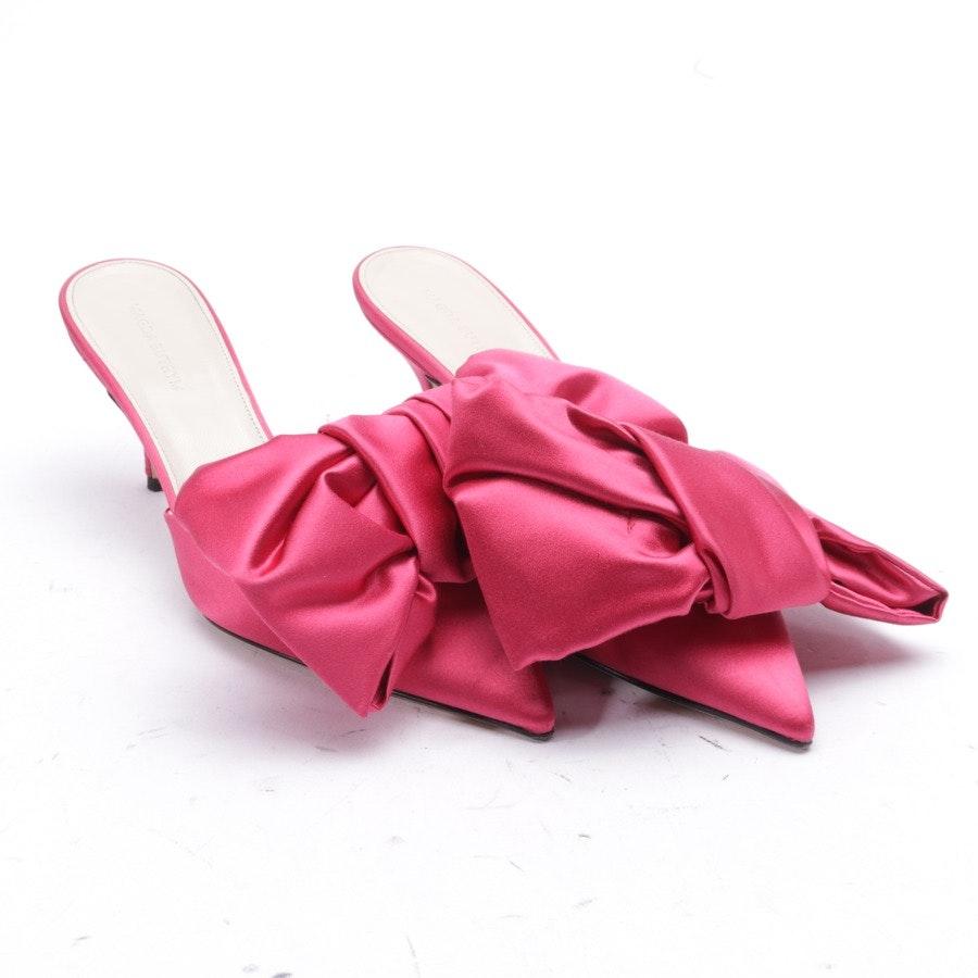 Mules von Magds Butrym in Pink Gr. EUR 40