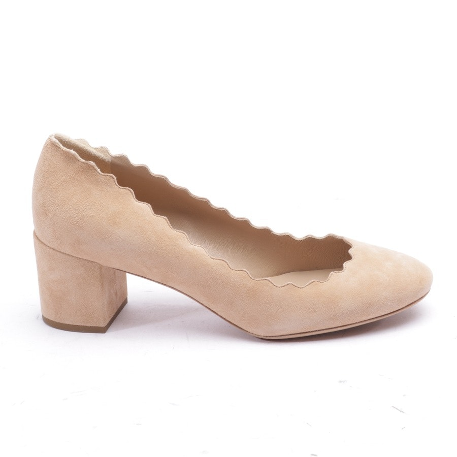 pumps from Chloé in beige size EUR 36,5 - new