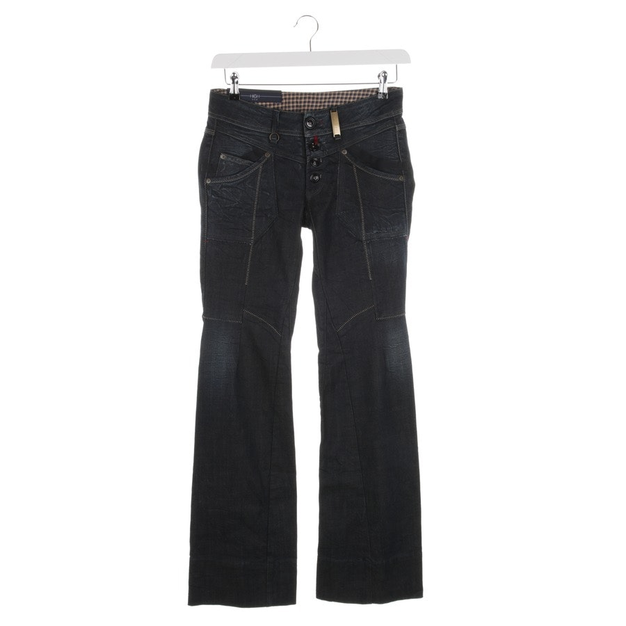 Jeans von High Use in Dunkelblau Gr. 36