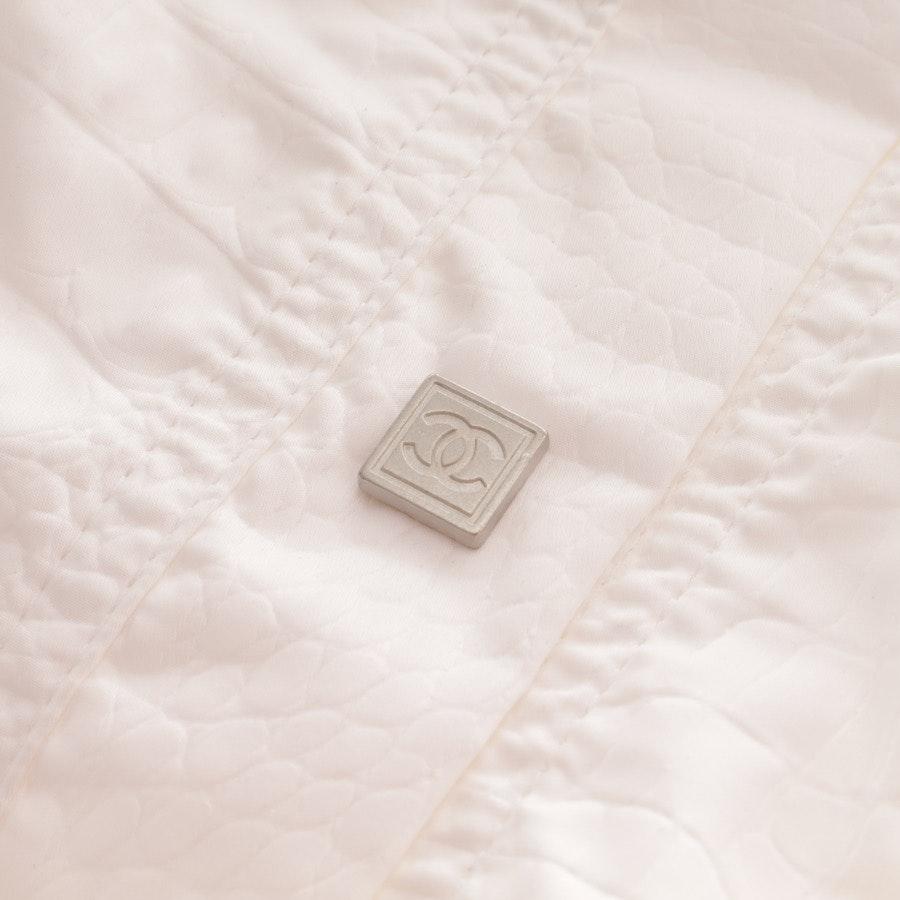 Blouson von Chanel in Weiß Gr. DE 38 Fr 40