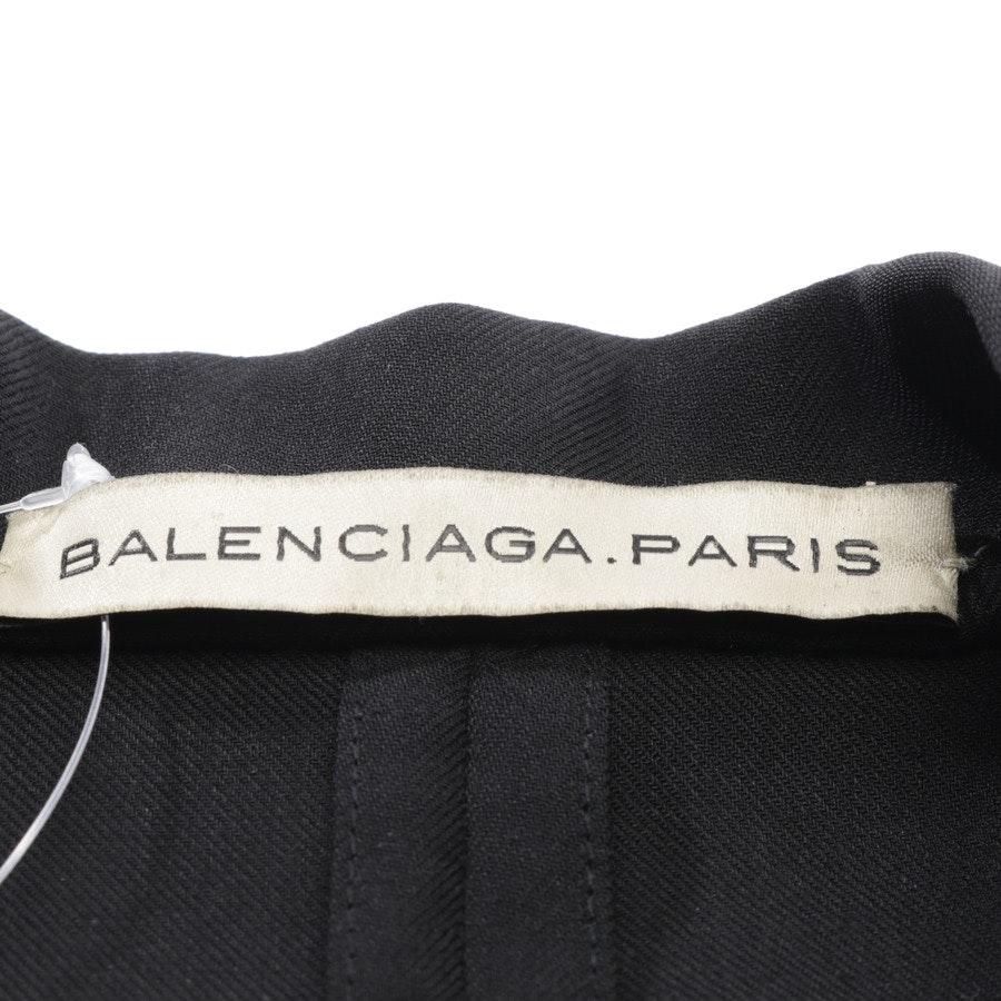Blazer von Balenciaga in Schwarz Gr. 38 FR 40