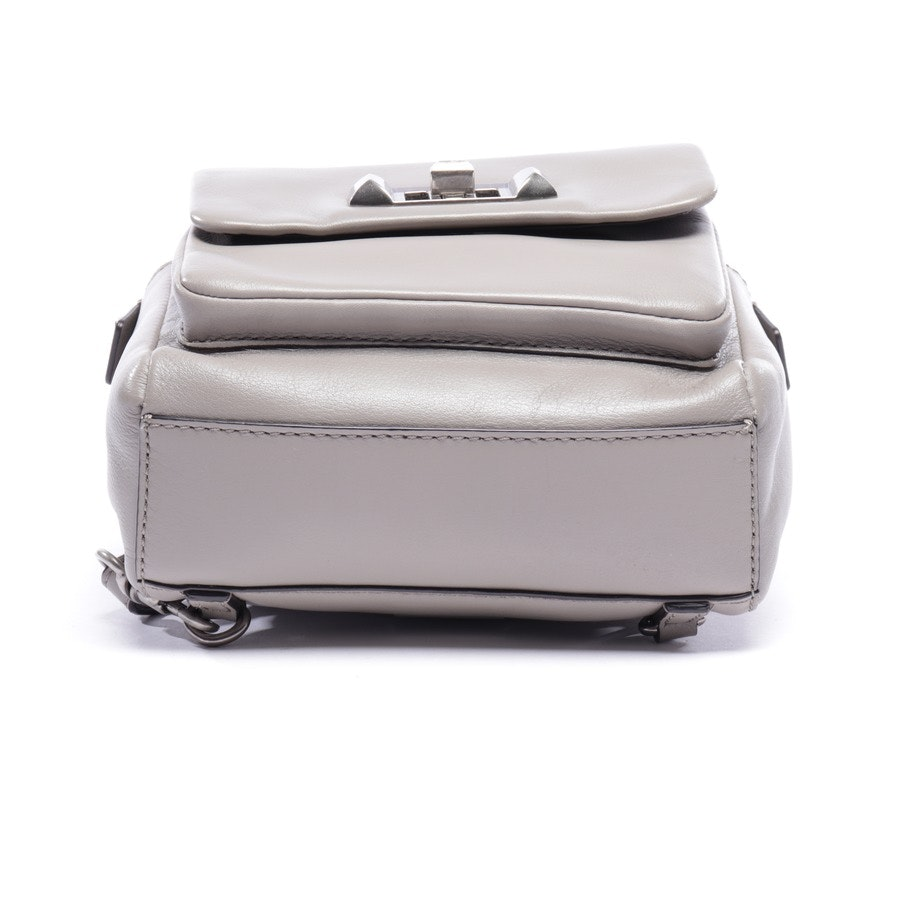 backpack from Rebecca Minkoff in grey
