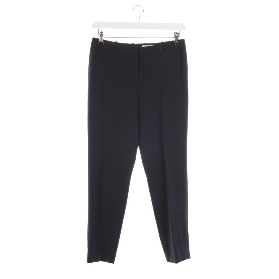 trousers from Hugo Boss Black Label in dark blue size 36