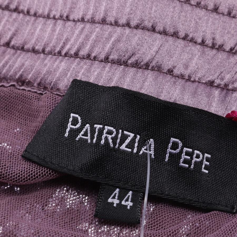 Shorts von Patrizia Pepe in Lila Gr. 38 IT 44 - Neu