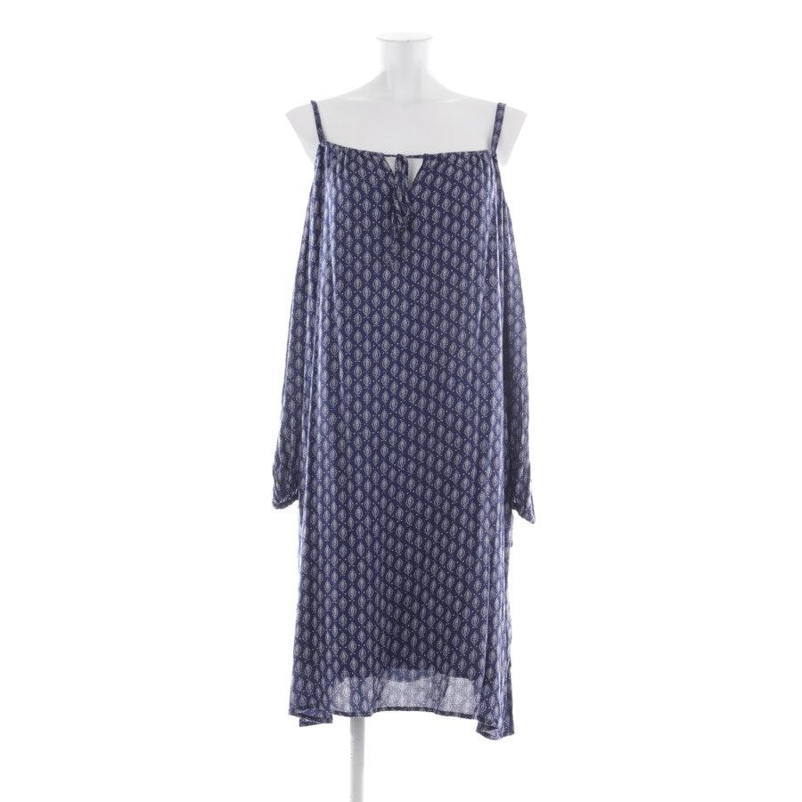 Kleid von Velvet by Graham and Spencer in Dunkelblau und Grau Gr. L - Neu