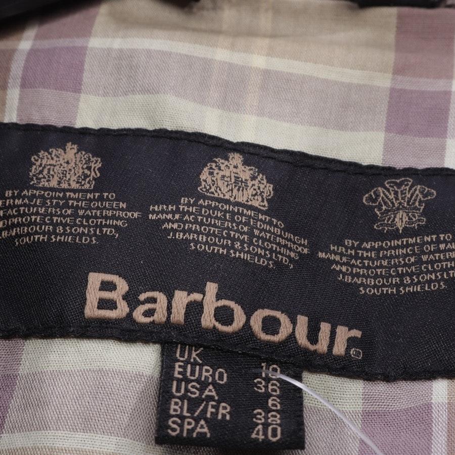 Übergangsjacke von Barbour in Taupe Gr. 36