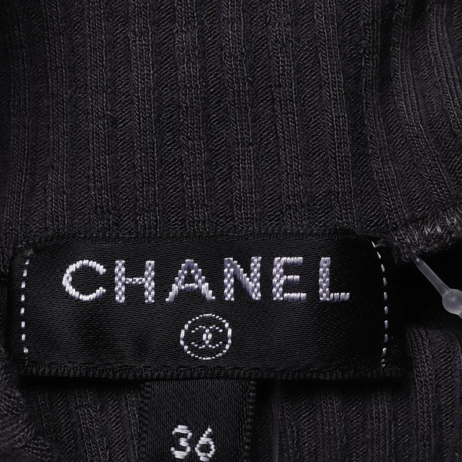 Shirt von Chanel in Grau Gr. 34 FR 36