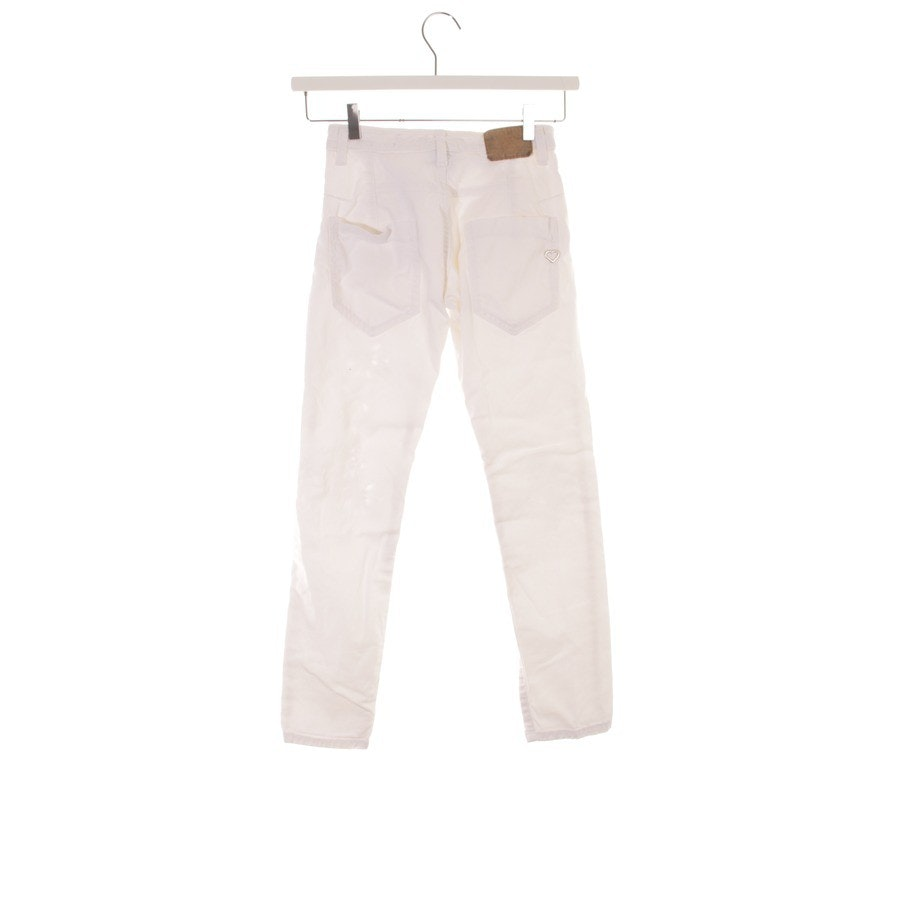 jeans from Please in white size XXS