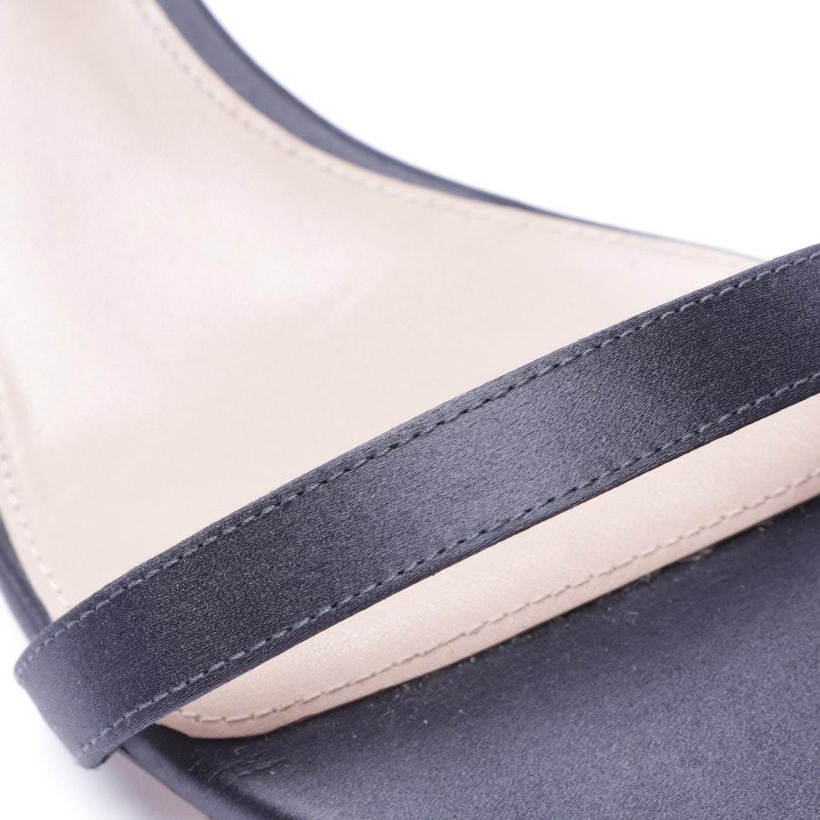 Sandaletten von Stuart Weitzman in Blau Gr. EUR 37,5 - Neu
