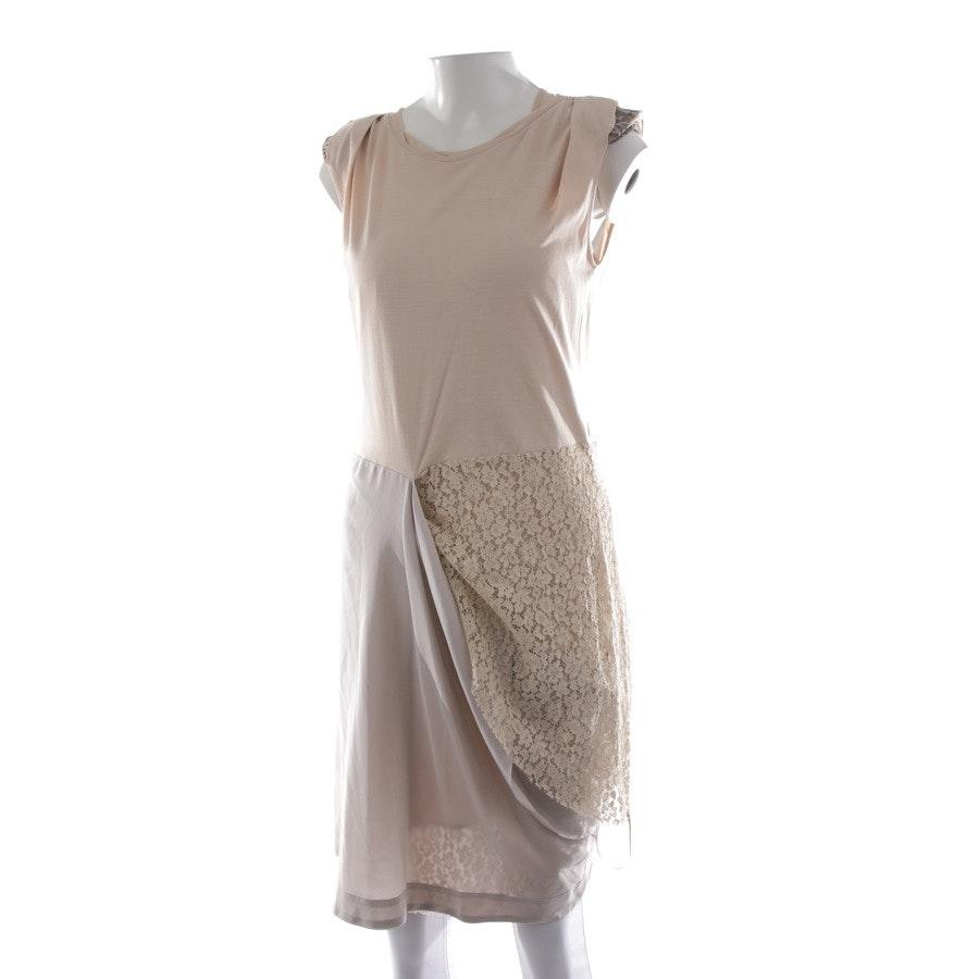 Kleid von Sportmax in Beige und Grau Gr. S
