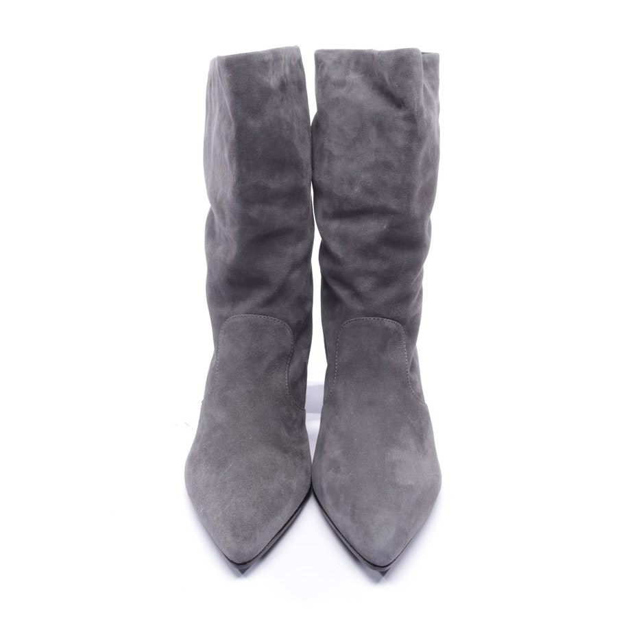 ankle boots from Prada in grey size EUR 38 - new