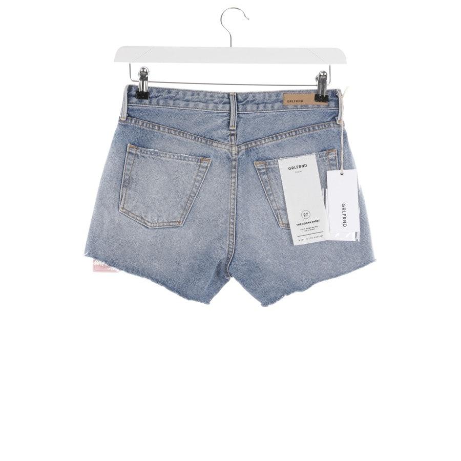 Shorts von GRLFRND in Hellblau Gr. W27 - Neu