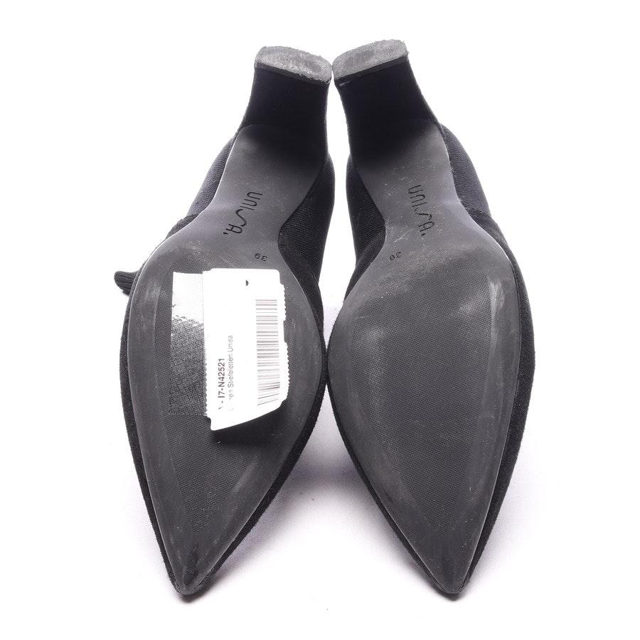 Stiefeletten von Unisa in Schwarz Gr. EUR 39