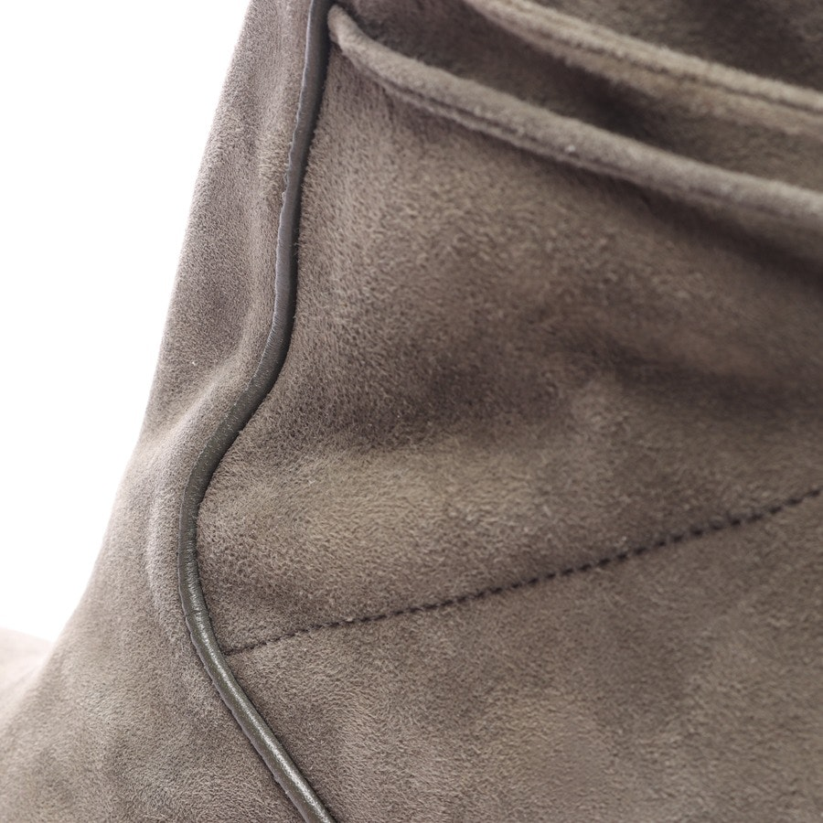 ankle boots from Rachel Zoe in olive size EUR 40 US 10