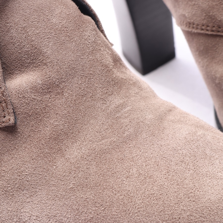 ankle boots from Tod´s in taupe size EUR 39