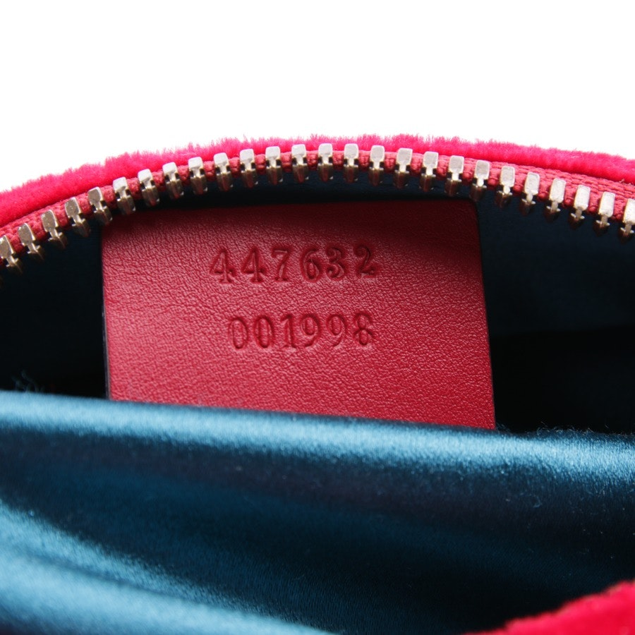 evening bags from Gucci in red - marmont