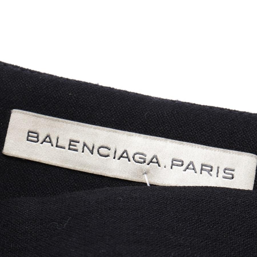 Bleistiftrock von Balenciaga in Schwarz Gr. 40 FR 42