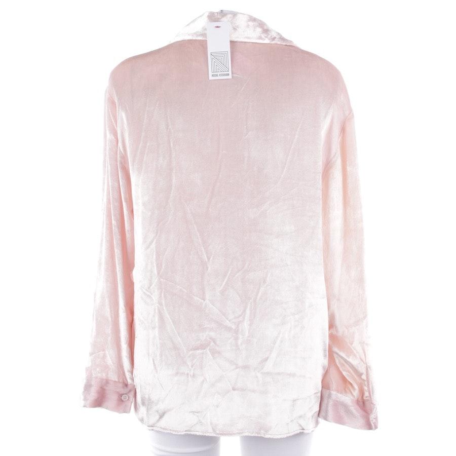Bluse von Rosie Assoulin in Rosa Gr. M - Neu