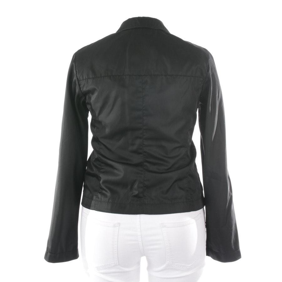 between-seasons jackets from Prada in black size 40 IT 46