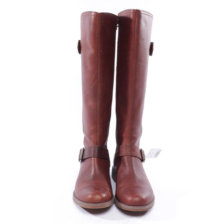 Stiefel von Timberland in Rotbraun Gr. EUR 36