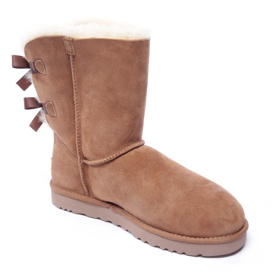 Stiefel von UGG Australia in Braun Gr. EUR 41 - Bailey Bow - Neu