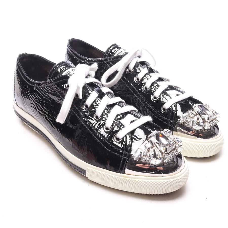 Sneaker von Miu Miu in Schwarz Gr. EUR 41