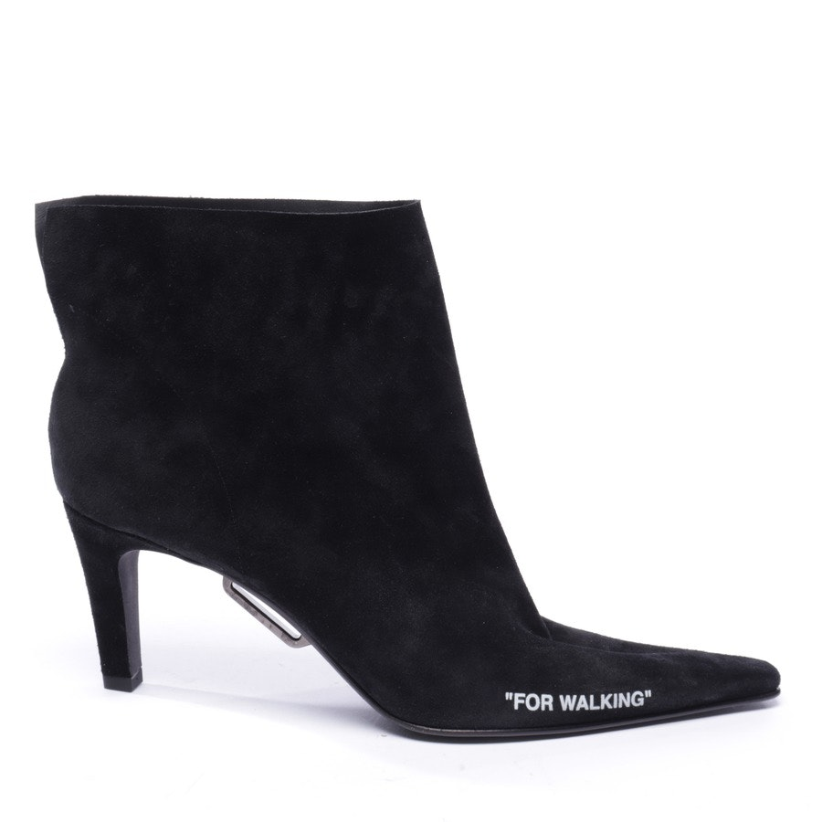 ankle boots from Off-White in black size EUR 40 - new