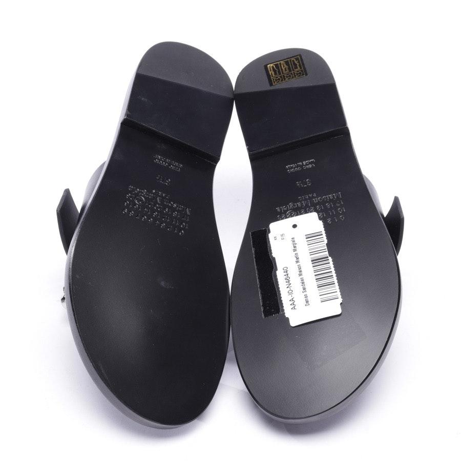 Sandalen von Maison Martin Margiela in Schwarz Gr. EUR 37,5 - Neu
