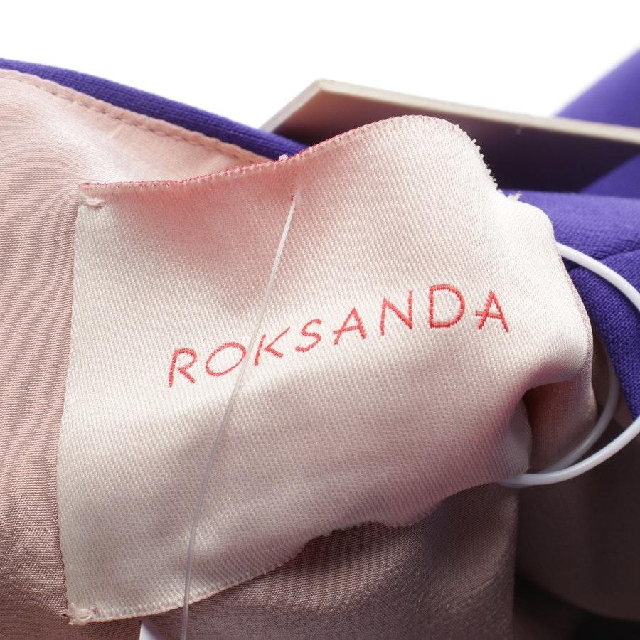 Kleid von Roksanda in Blau Gr. 34 UK 8 - Neu